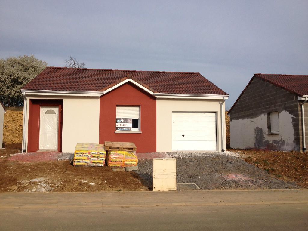 Achat vente maison de 3 pi ces briey 54150 en for Achat maison 57