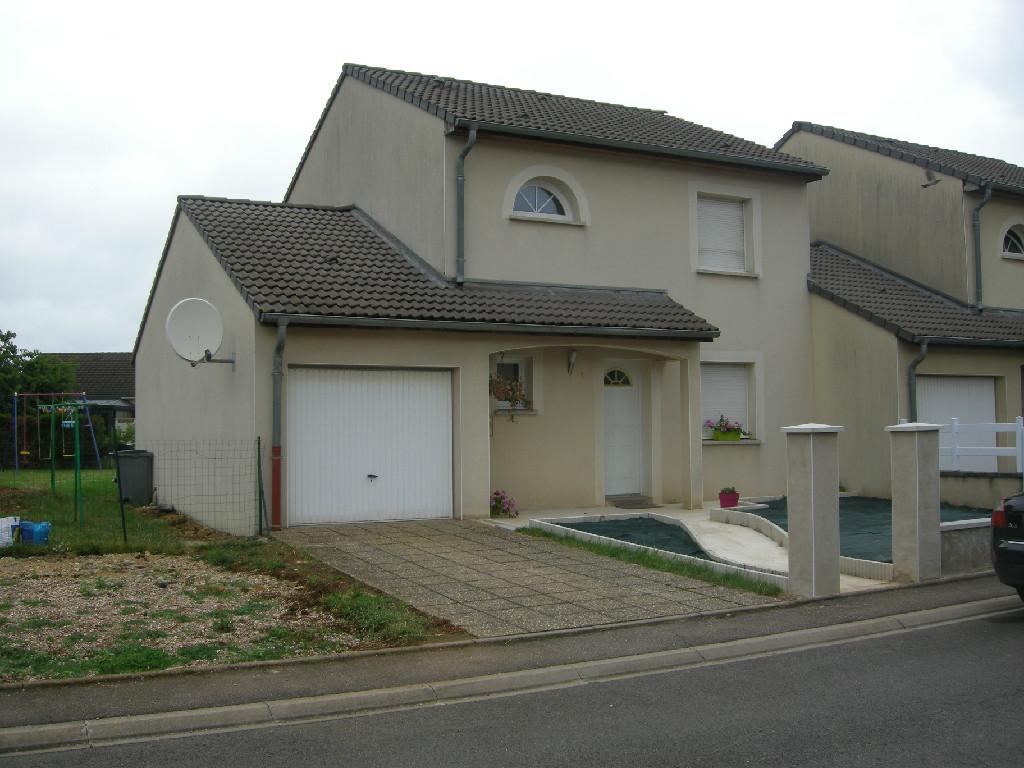 Achat vente maison de 5 pi ces amneville 57360 en for Achat maison 57