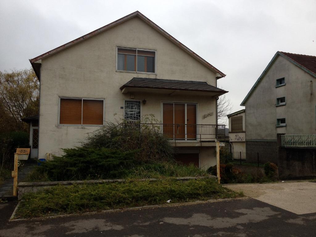 Achat vente maison de 7 pi ces pierrevillers 57120 for Achat maison 57