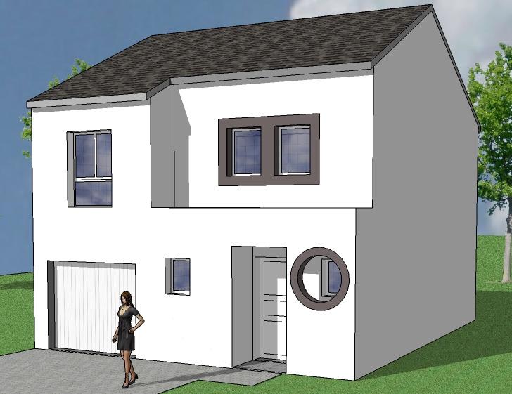Achat vente maison de 5 pi ces thionville oeutrange 57100 en moselle 57 agence - Frais de notaire achat garage ...