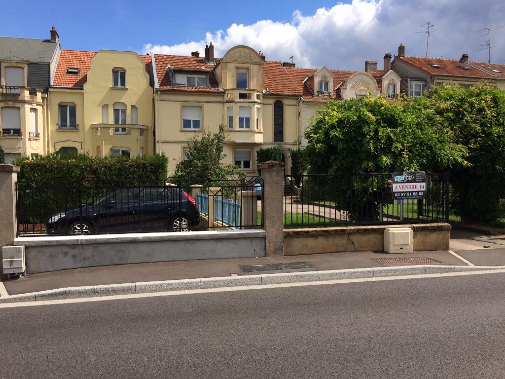 Vente Maison De Ville Metz