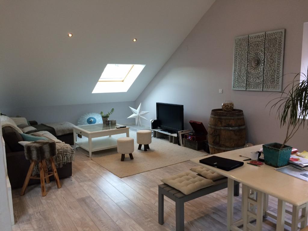 Achat vente appartement de 4 pi ces metz 57000 en for Salon loft metz
